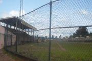 Le Grillage du stade de Mbouda renforcé
