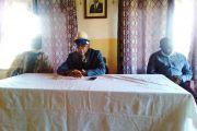 Réunion de concertation entre l'exécutif communal et les chefs service et même les chefs de bureau de la Commune de Mbouda