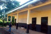 Construction d'un bloc de deux salles de classes et un bloc latrine