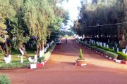 Embellissement de la ville de Mbouda