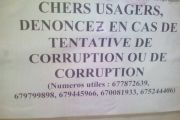 Commission anti-corruption