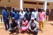 Atelier communal de renforcement des capacités des Artisans réparateurs des ouvrages hydrauliques